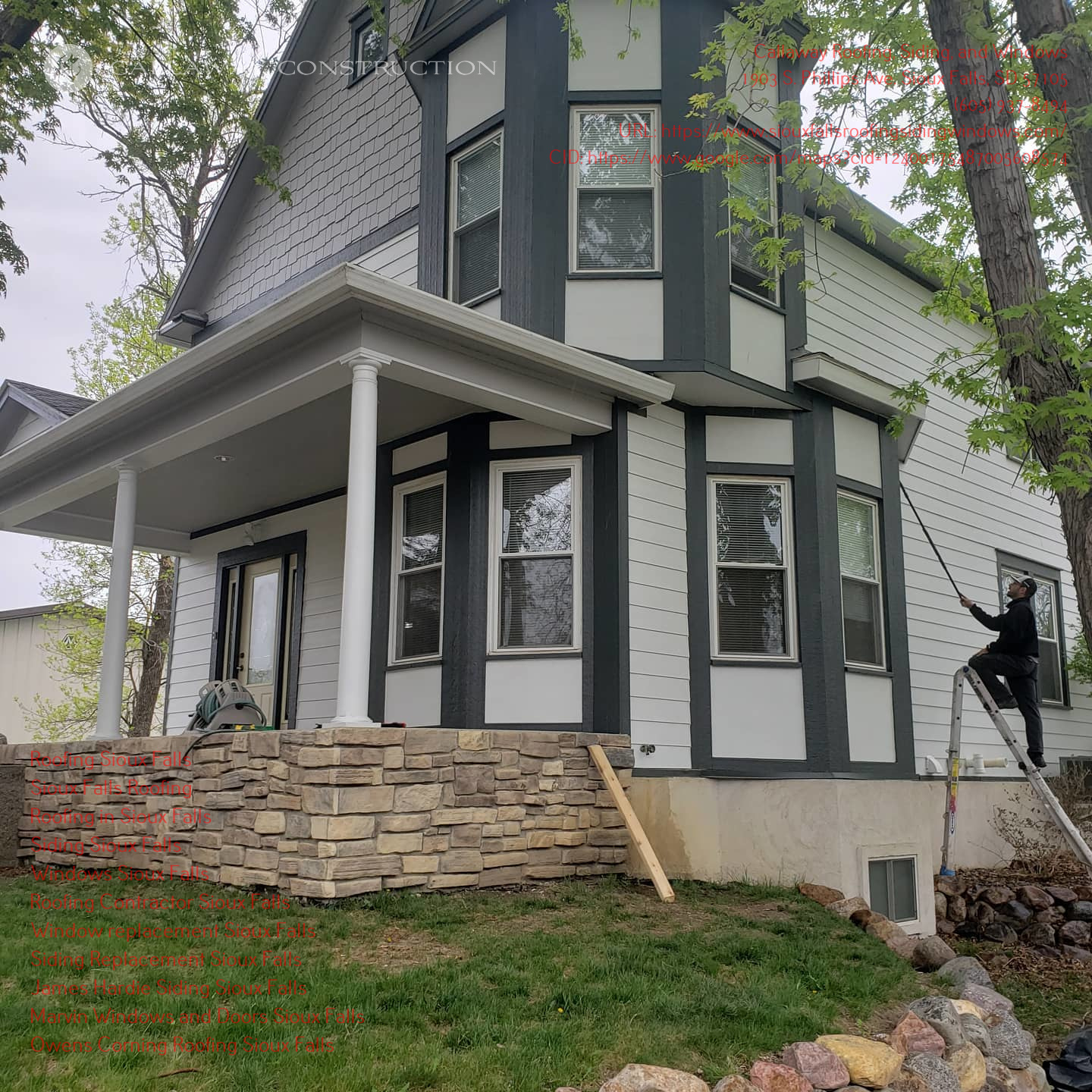 Callaway Roofing, Siding, and Windows Highlights the Process of Getting their Services 1