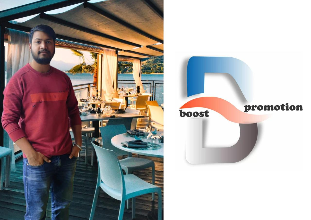 Rohit Goyal founder of BoostPromotion Stands for Quality Digital Marketing 1