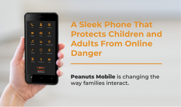 Kickstarter campaign launches revolutionary mobile phone to protect users from online danger 1