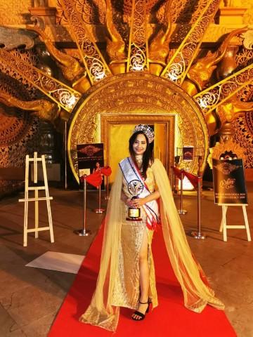 Eye Surgeon from Mumbai bags Mrs. India Classic 2020 Crown 1