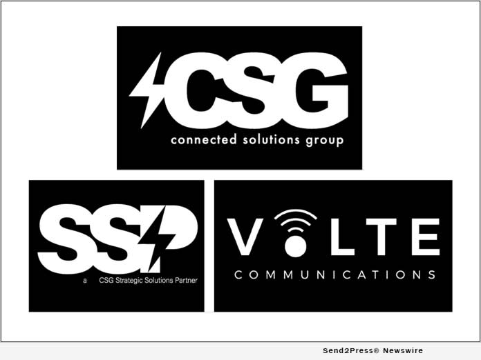 Connected Solutions Group Announces Volte as Strategic Solutions Partner 1