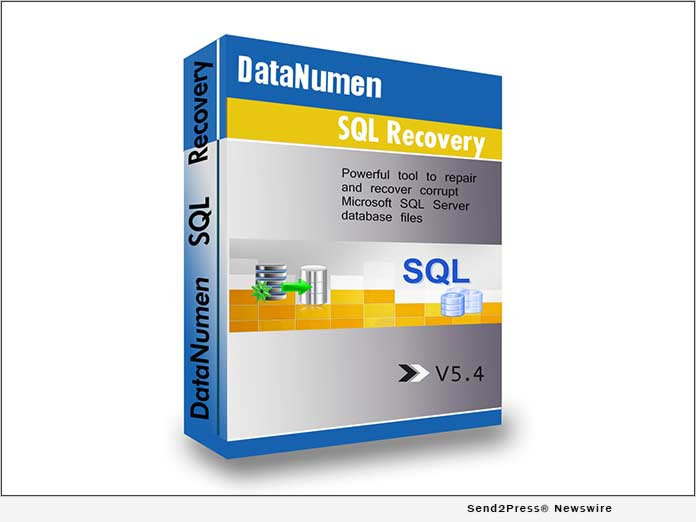 DataNumen SQL Recovery 5.4: Seamless Repair of Corrupt SQL Server Files 1