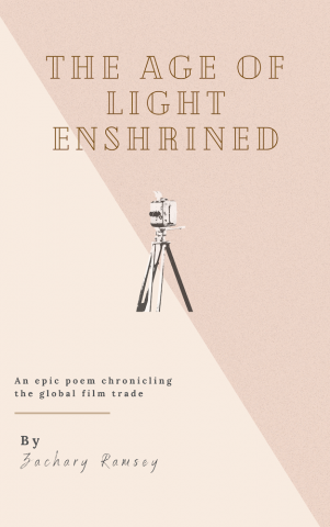 "1st Long-Form ""Epic"" Poem About Hollywood Releases On  Instagram  – The Age Of Light Enshrined 1"