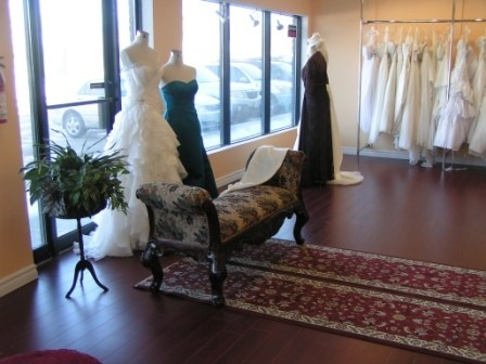 """Being original and classy, Best for Bride wins the """"Best Bridal Shop in Barrie"""" Award 1"""