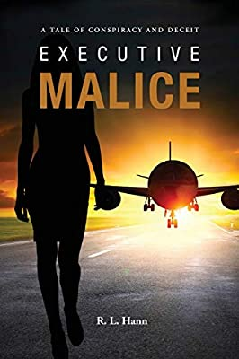 """Author's new book """"Executive Malice"""" receives a warm literary welcome 1"""
