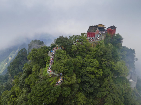 The spring in Hubei comes early, enjoy the broad view of beauty 3