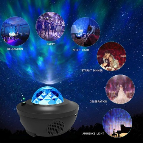 Alfagoody Has Released Night Light Projector Recently 2