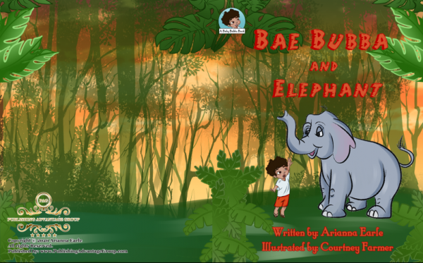"Arianna Earle Celebrates The Launch of Her Brand ""A BABY BUBBA BOOK"" With A Book Release 2"