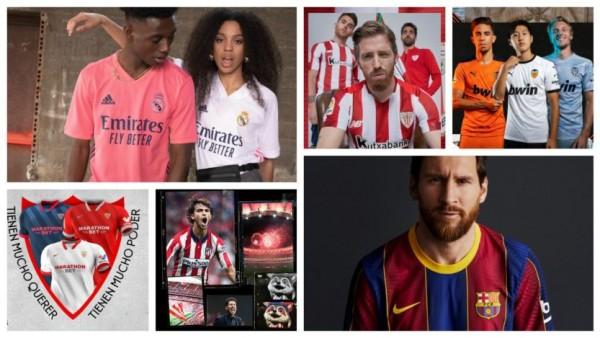 Un especial que da la vuelta al mundo: Camisetas de Futbol 2020-21 En Camisetafutboles.com 3