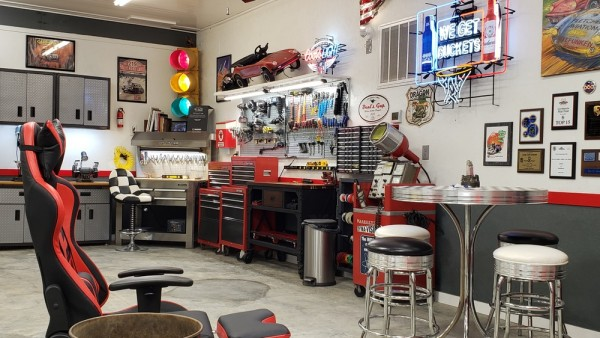 Car Guy Garage owner Jim Frey shares New Year resolutions on organizing and cleaning garage 4