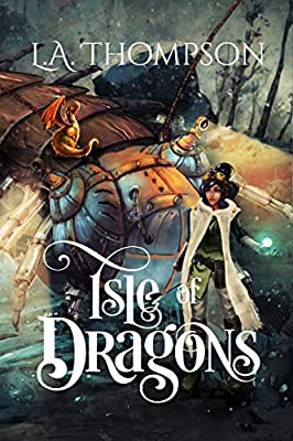 """Author's new Fantasy book """"Isle of Dragons"""" receives a warm literary welcome 2"""
