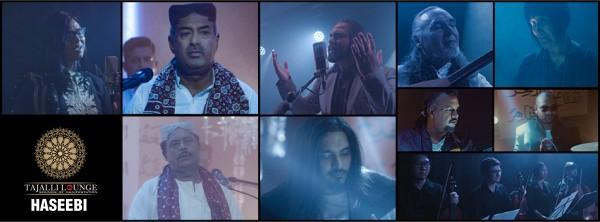 "Tajalli Lounge Shakes The Sufi Music Ground With New ""Haseebi"" Song 2"