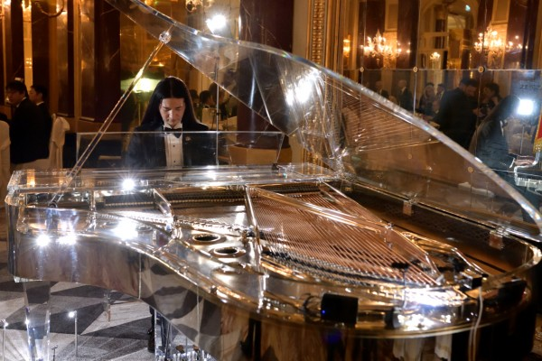 The Entwined Legacy of Kento Masuda and the Kawai Million Dollar Crystal Piano 2