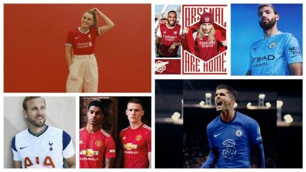 Un especial que da la vuelta al mundo: Camisetas de Futbol 2020-21 En Camisetafutboles.com 5