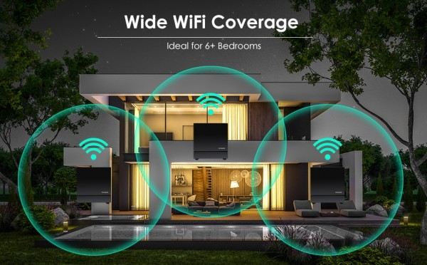 Best Wi-Fi Extenders of 2021: rockspace Devices for Boosting WiFi Network 7