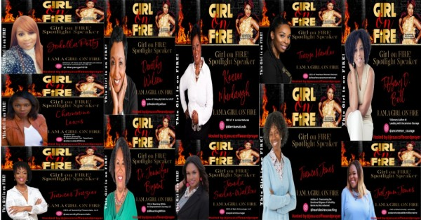 Girl on FIRE! Book & Business Xperience Captures the hearts of Women worldwide 3