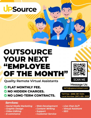 2021: Outsource Next Employee of the Month with Upsource 3