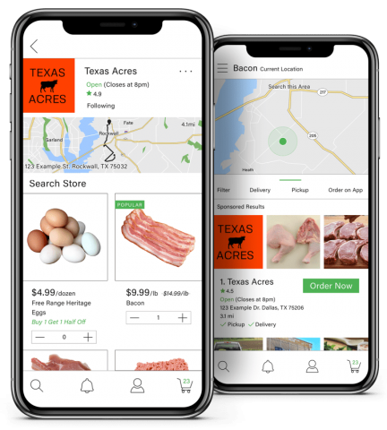 Gone Local App – The Newest App in Food Providing Access to Local Meats and Produce 2