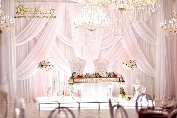 Get a Spectacular Wedding Experience at LeVenue 1