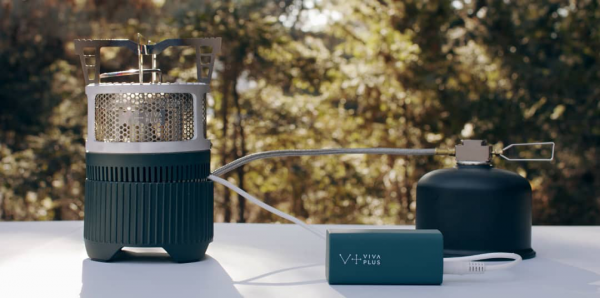 Introducing Gen Stove, the World's First Thermal-Electric Stove Powered Generator for Campers and Travelers 4