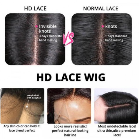 Good News For All Fans – Yolissa Hair HD Lace Wigs Restock 3