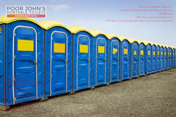 Poor John's Portable Toilets LLC Is Offering Free Quotes For Portable Toilet Rentals 2