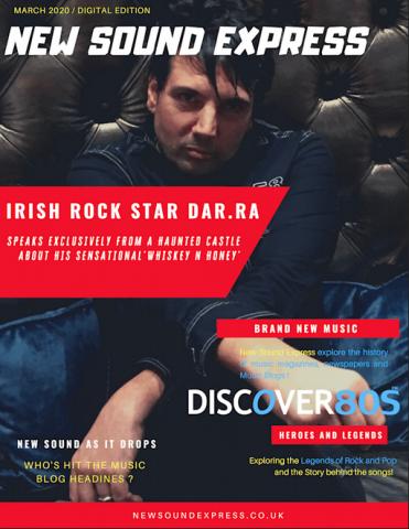 "Dar.Ra releases latest dance track ""Rise Like the Sun"" on Kusha Deep Music 3"