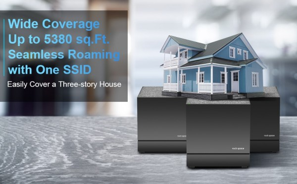 Great Offer – rockspace Whole Home WIFI System for 2021 3