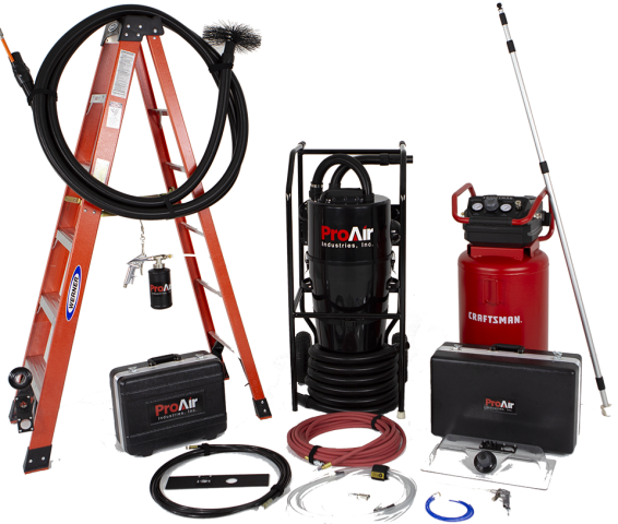 Air Duct Cleaning Equipment of ProAir Industries Inc Named As Top Supplier In The USA 2