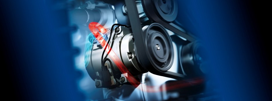 The most important Steps To Remove The Auto AC Compressor 1