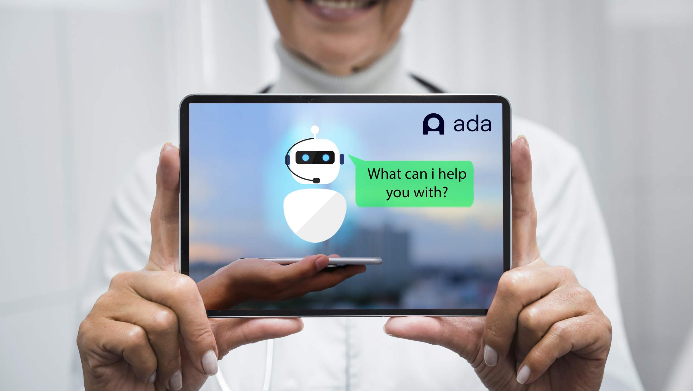 Ada Named a Leader in G2 Winter 2021 Grid Report for Chatbot Software 1