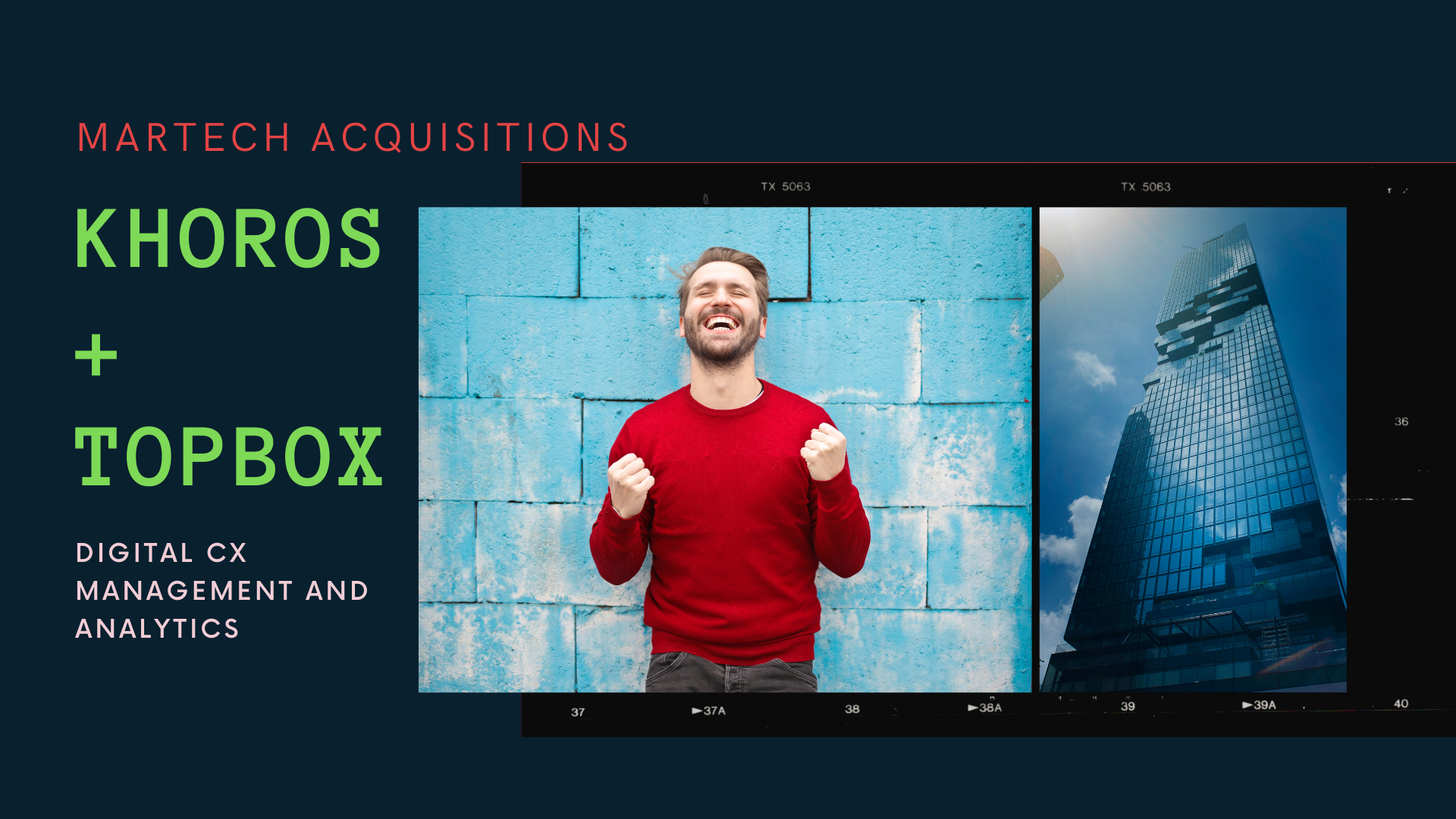 Khoros Acquires CX Innovator Topbox; Snags Fresh Funding from Vista Equity Partners 1