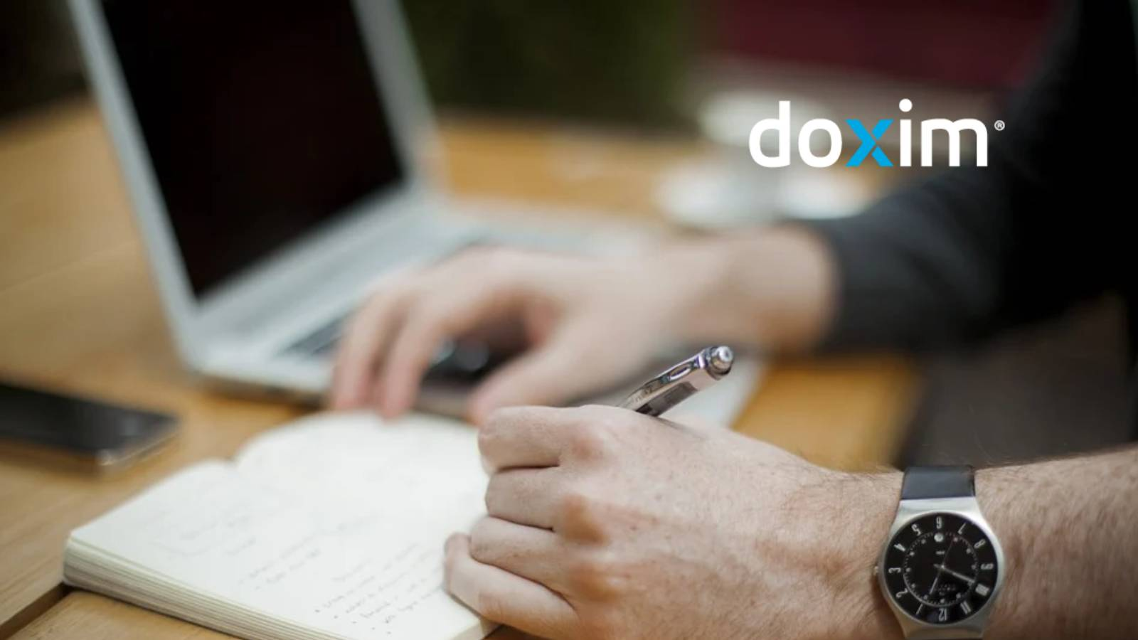 Doxim Expands Market Reach, Acquires a Leader in Regulated Customer Communications 1