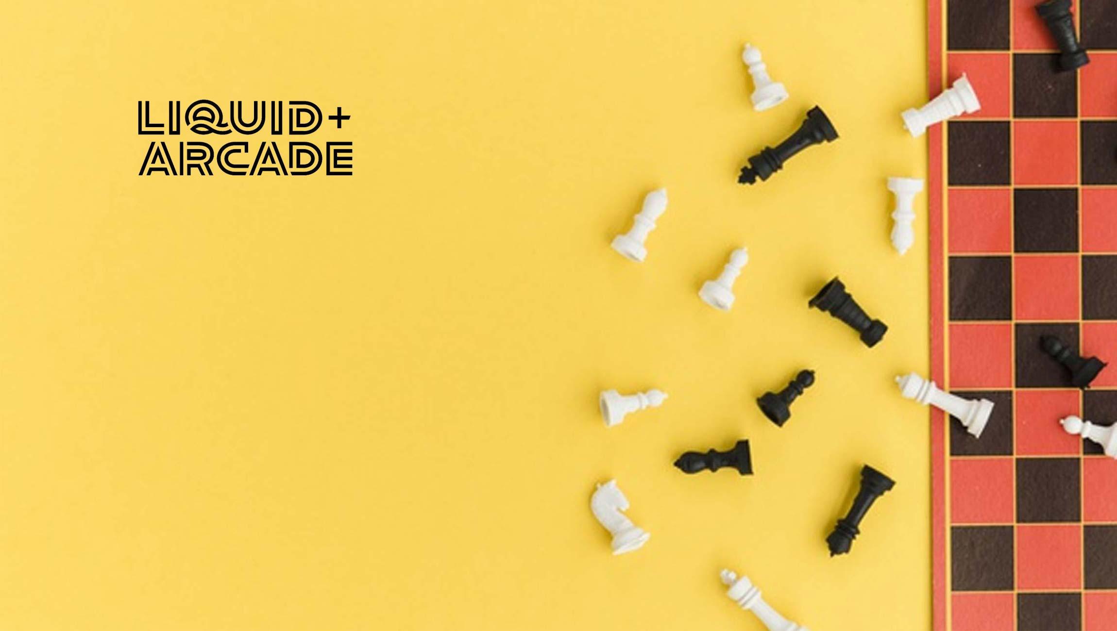 Liquid Advertising Is Now Liquid+Arcade 1