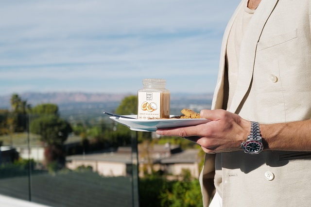 "Purithea ""One Nut"" – Organic Nut Butter Made Purely With Cold-Pressed, Stone-Ground Nuts 3"