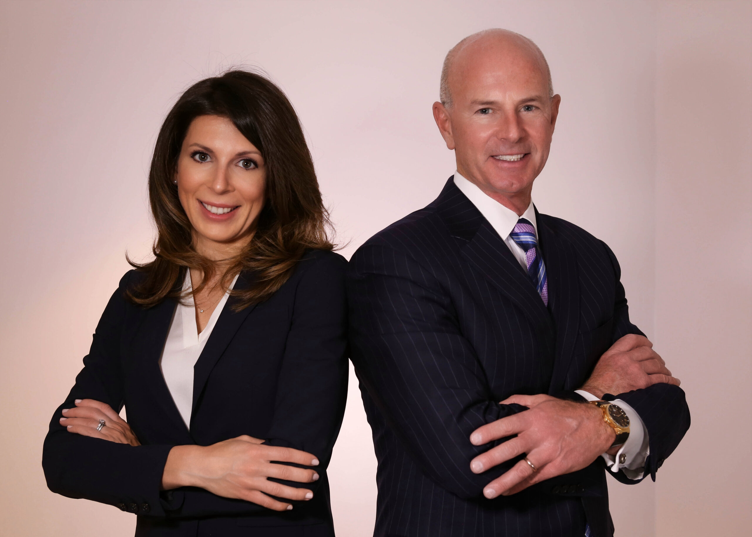 Prominent Attorneys Andy Stern and Elizabeth Crawford Launch New Law Firm Stern & Crawford, P.C. 1