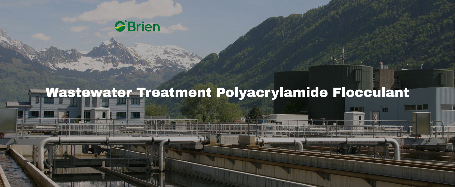 How to choose suitable polyacrylamide for the treatment of chemical wastewater? 1