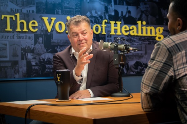 """Apostle Michael Petro upholds the legacy of """"The Voice of Healing"""" 1950's movement in the 21st century 3"""
