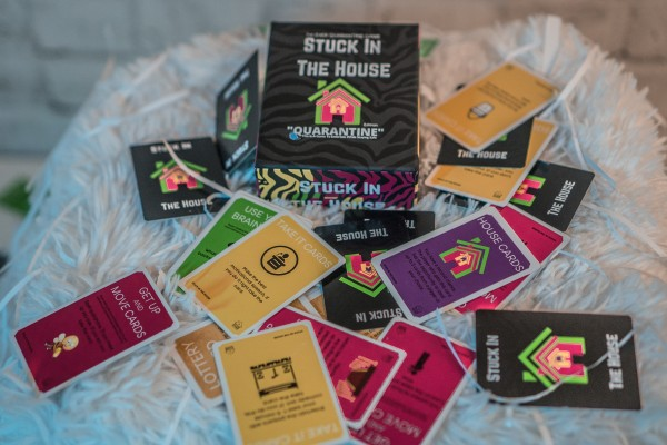 Stuck In The House The First Ever Quarantine Card Game 2