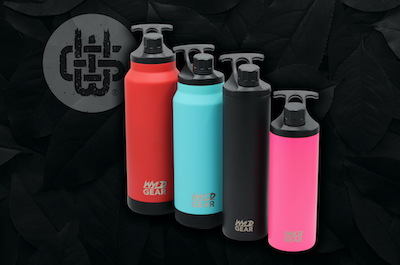 Wyld Gear Releases Reusable Bottles to Pledge Commitment to Sustainability Effort 1