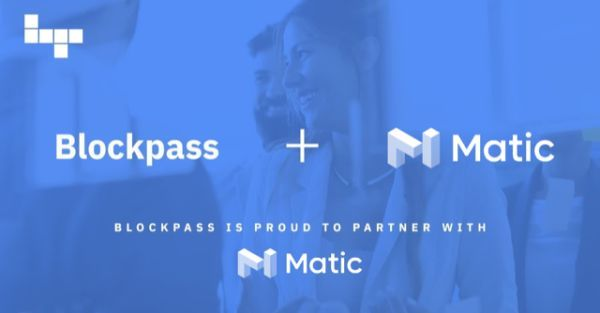 Blockpass and Matic Announce Integration 8