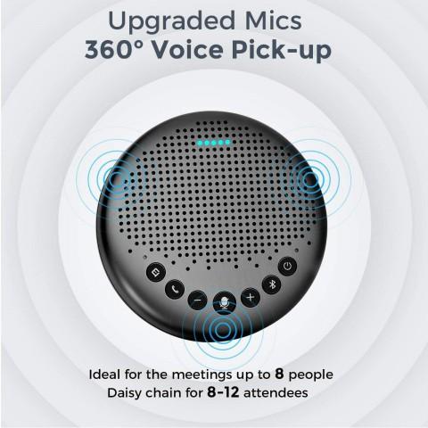 Unbeatable Deal on eMeet Luna Bluetooth Speakerphone 3