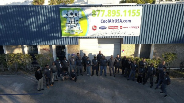 Cool Air USA Solutions Improve Air Quality and Addresses COVID-19 Infections 1