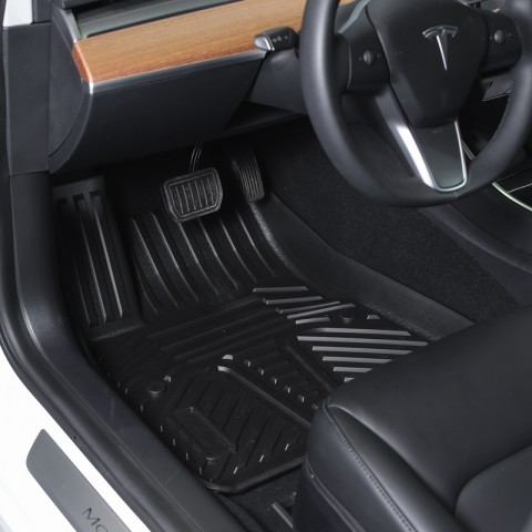 How to choose the thickness of the car floor mat? 5