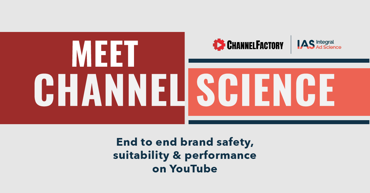 Channel Factory Launches YouTube Brand Suitability Guide 1