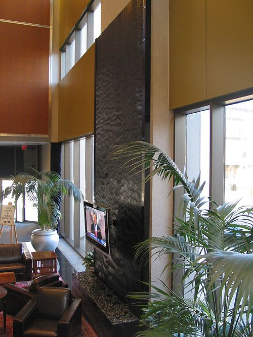 Choosing Midwest Tropical for Stunning Indoor Water Feature Ideas 1