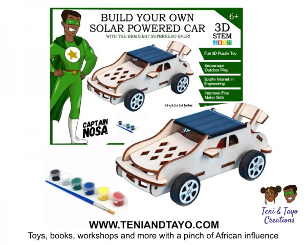 Black-owned toy company launches innovative line of STEM Toys 1