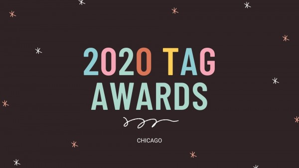 Gameboys, Hello Stranger, Ben x Jim Bags Top Honors, 2020 TAG Awards Chicago 1