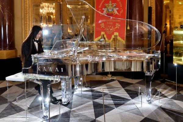 The Entwined Legacy of Kento Masuda and the Kawai Million Dollar Crystal Piano 1