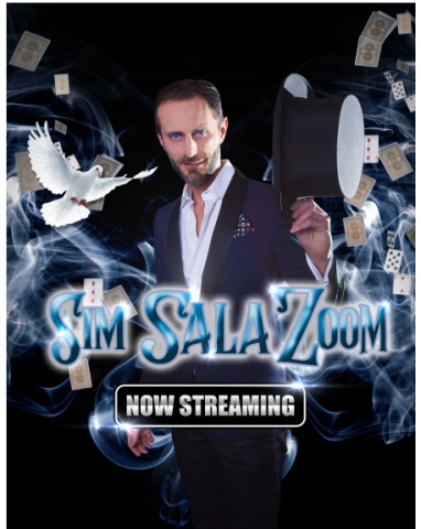 Award Winning Magician David Gatti Provides Private Virtual Magic Shows 1